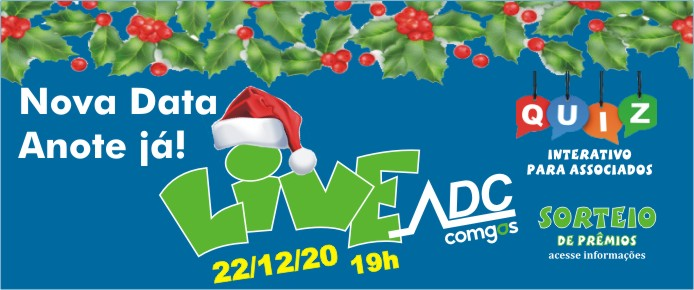 Live Natal 2020